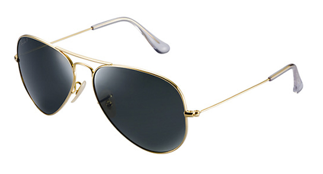 ray ban limited edition aviator metal sunglasses