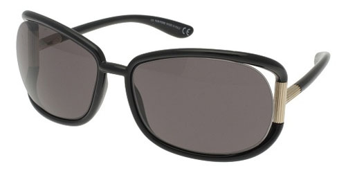 Tom Ford  FT0077 Genevieve Sunglasses